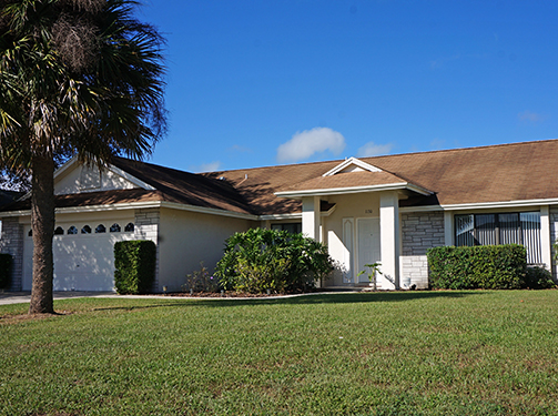 0011front 3 Bed Florida Home