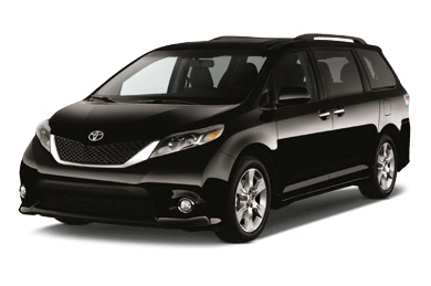 8 Seat Van - djwrental